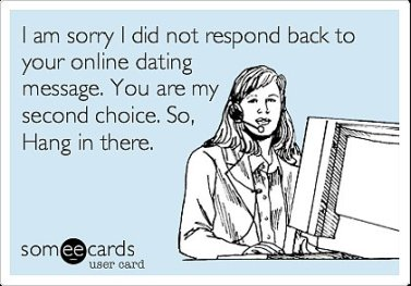 How is online dating bad for relationships?
